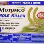 Motomco Plac Mole Killer Grub Formula