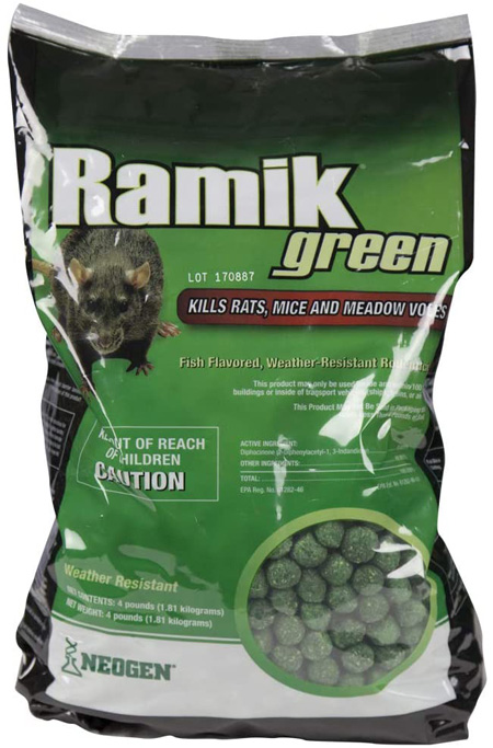 Neogen Ramik Green Rat Poison