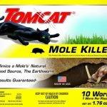 Tomcat 0372310 Mole Killer-Worm Bait
